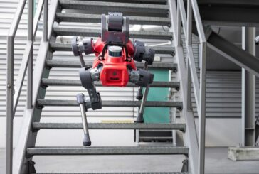 ANYbotics equipped with Velodyne Puck Sensors automate industrial inspections
