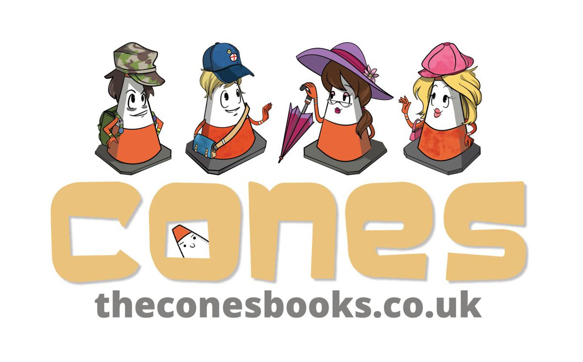 The Cones continue on their exciting and educational adventures