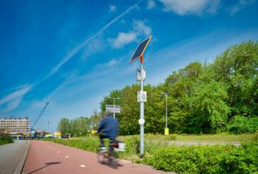 Smart ITS technology puts cyclists in the picture