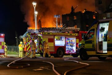 Building fire-proofing safety and quality assurance solutions