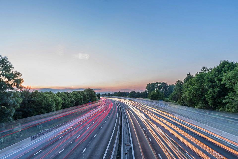 Highways England accelerates use of warm mix asphalt in drive towards net zero following collaborative programme with the supply chain