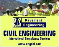 ANGDAL Pavement Engineering - Civil Engineering Consultants