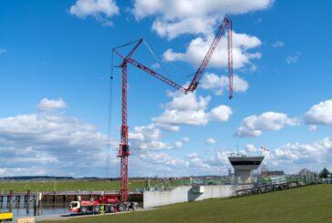 Liebherr MK 88 Plus Crane achieves 300 lifts in three days