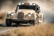 Morgan introduces the all-terrain Plus Four CX-T for overland adventures