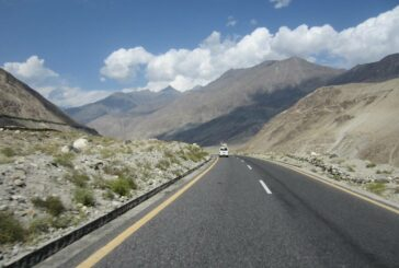ADB funds $235m expansion of 222km Pakistan National Highway 55