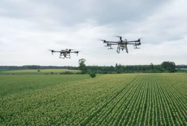 DJI Agras T30 and T10 agriculture drones now available worldwide