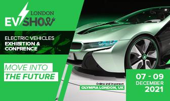 London EV Show 7-9 Dec 2021