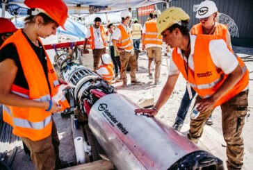 Swiss Hyperloop Team wins Pole Position at Not−A−Boring Competition