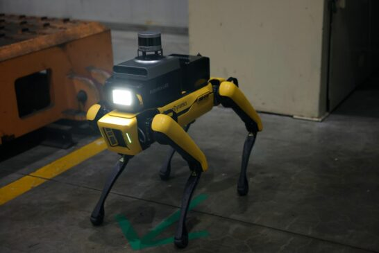 Hyundai puts Factory Safety Service Robot to work to support Site Safety
