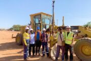 Topcon technology improves the road between Burkina Faso and its neighbours