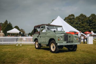 Everrati Electric Land Rover makes first public debut