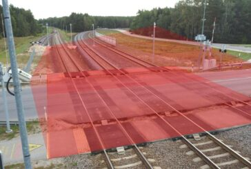 Cepton and Belam partner to increase safety at Railway Level Crossings