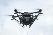 Logos Technologies unveils tethered MicroKestrel drone for wide-area surveillance