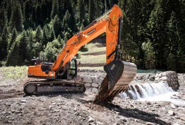 Doosan introduces all new DX245NHD-7 Heavy-duty Crawler Excavator