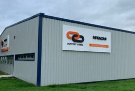 Hitachi continues expansion in Scotland with new Product Support depot