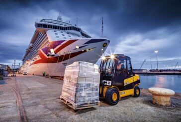 Port of Southampton puts fleet ofJCB Teletruks to work