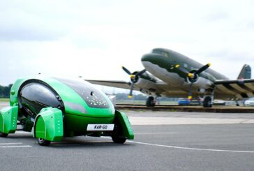 Royal Air Force launches trial of Self-Driving Technology with Academy of Robotics