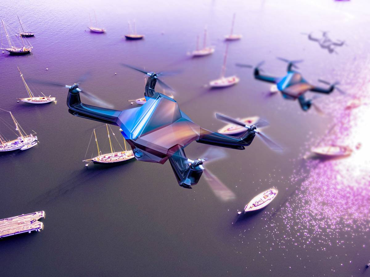 Abu Dhabi launches $3m ASPIRE MBZIRC maritime robotics challenge