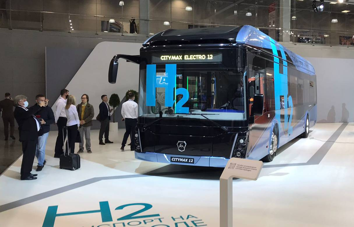 Loop Energy and METTEM-M to build Hydrogen Electric Powertrains for buses in Russia