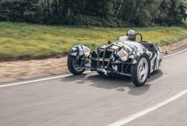 Morgan re-invents the three wheeler