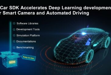 Renesas R-Car SDK accelerates ADAS Deep Learning for Automated Driving