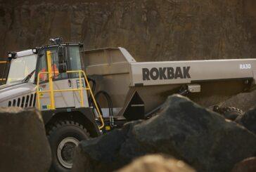 Terex Trucks reveals rebrand to Rokbak