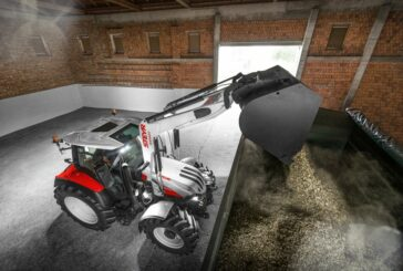 STEYR introduces new front-end tractor loader range