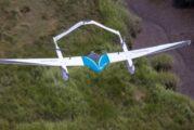 Terrafugia launches Commaris Commercial UAV at Commercial UAV Expo