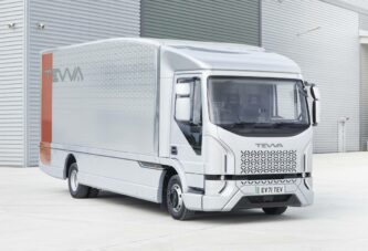 New all-electric truck designed for the real world announced by Tevva