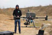 Velodyne Lidar technology enabling TOPODRONE high-precision mapping