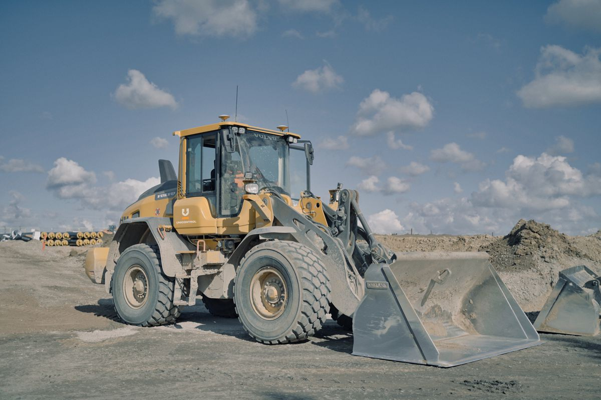 Unicontrol addresses demand for 3D machine control with Wheel Loader solution