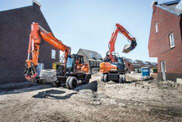 New Hitachi Zaxis-7 wheeled excavator range designed to maximise profitability