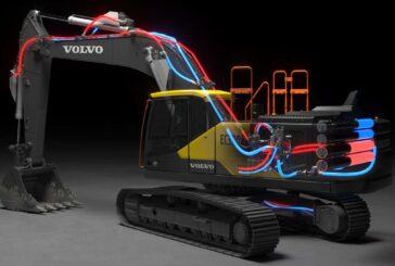 Common Pressure Rail Hybrid system wins Volvo Technology Award