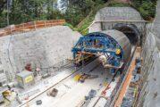 Lochweidli Tunnel in Switzerland constructed withrentable Tunnel system Doka