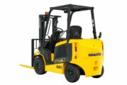 Komatsu introduces Collision Detection Warning System for electric forklifts