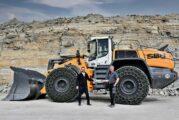 Liebherr XPower wheel loaders dig in at the Rinsche gravel plantin Anröchte