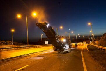 National Highways trialling road resurfacing in the UK using Graphene