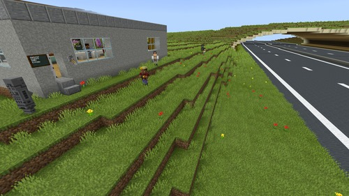National Highways harnesses Minecraft to inspire the next generation