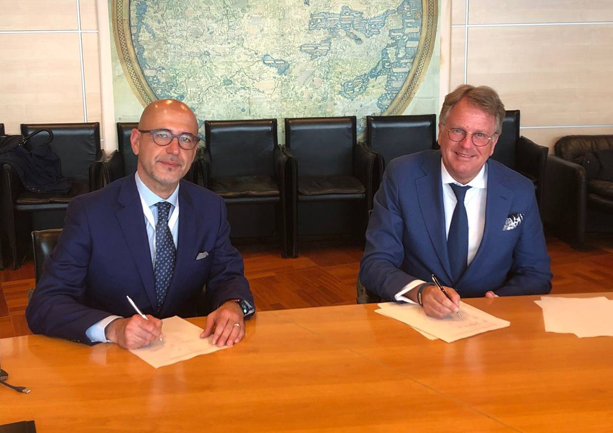 Italvolt and ABB partner to deliver gigafactory in Scarmagno, Northern Italy