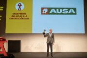 AUSA awarded DHL Atlas Grand Prize for Exports