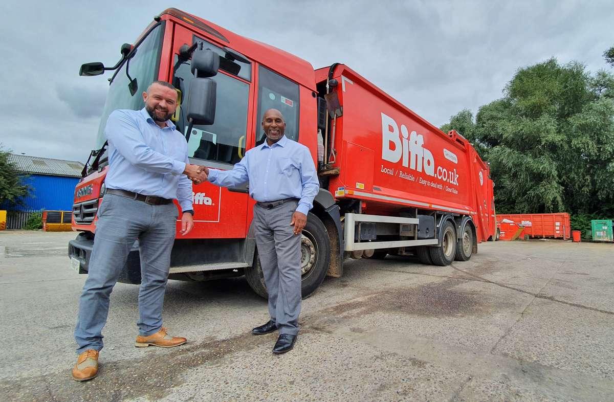 Biffa champions cleaner diesel with Allison FuelSense 2.0 Software