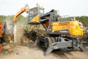 ZUO International invests in Doosan DX250WMH‑5 Material Handler in Poland