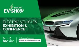 London EV Show 14-16 Dec 2021