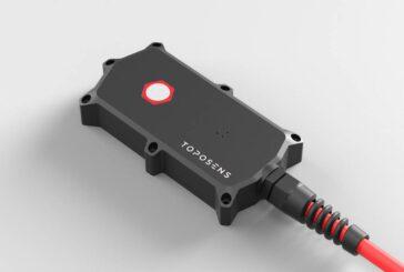 Toposens releases ultrasonic echolocation sensor for 3D Collision Avoidance