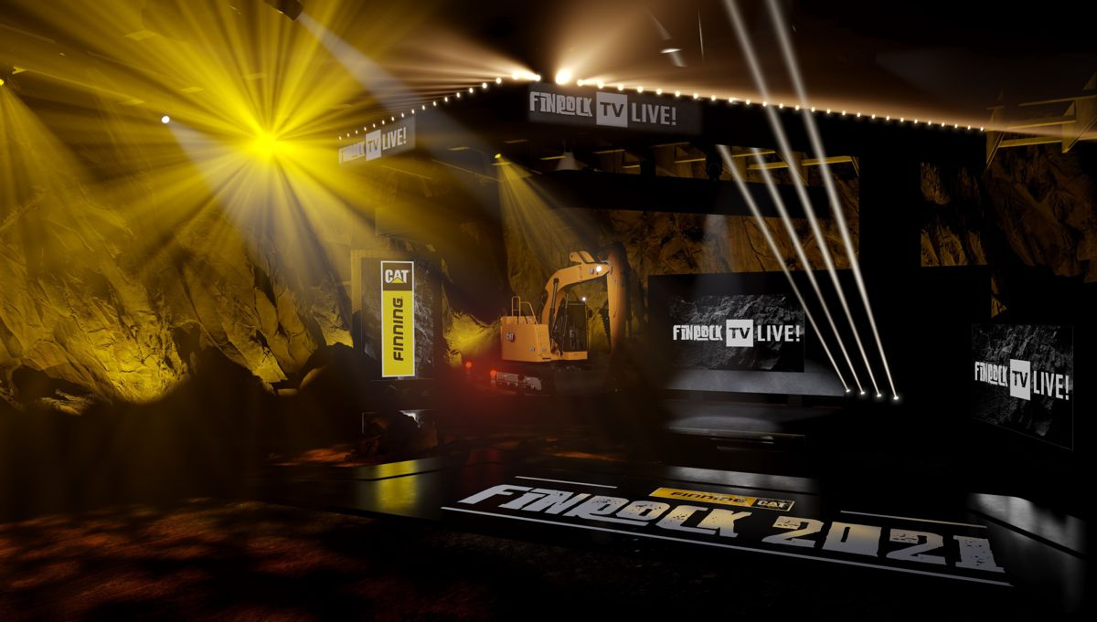 Finning announces schedule for FINROCK21