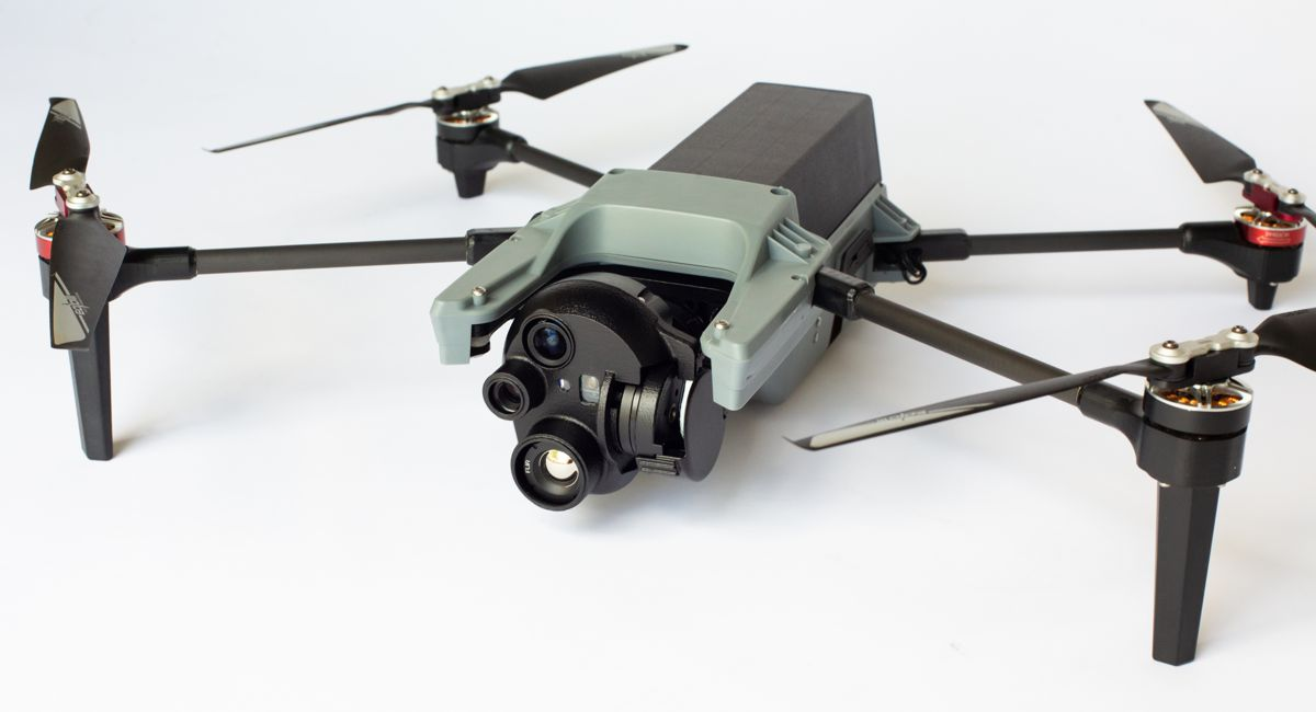 Teledyne FLIR announces next-generation Tactical Quadcopter