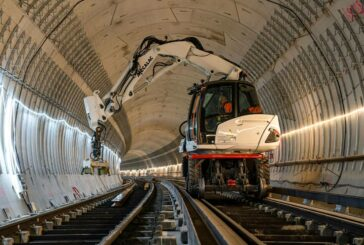 Mecalac commits to the rail sector with new MRail-Series range of machines