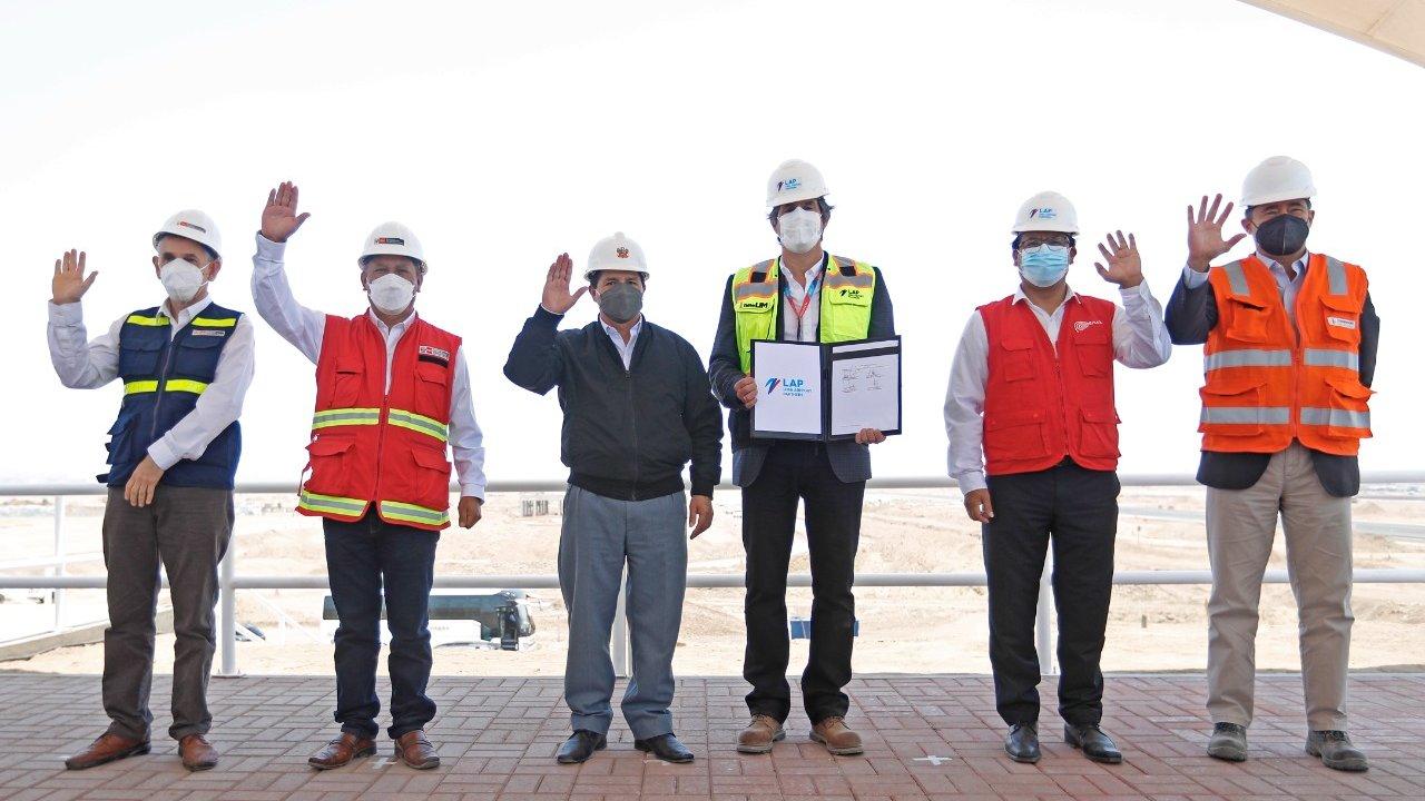 Inti Punku consortium wins terminal contract at Jorge Chávez International Airport