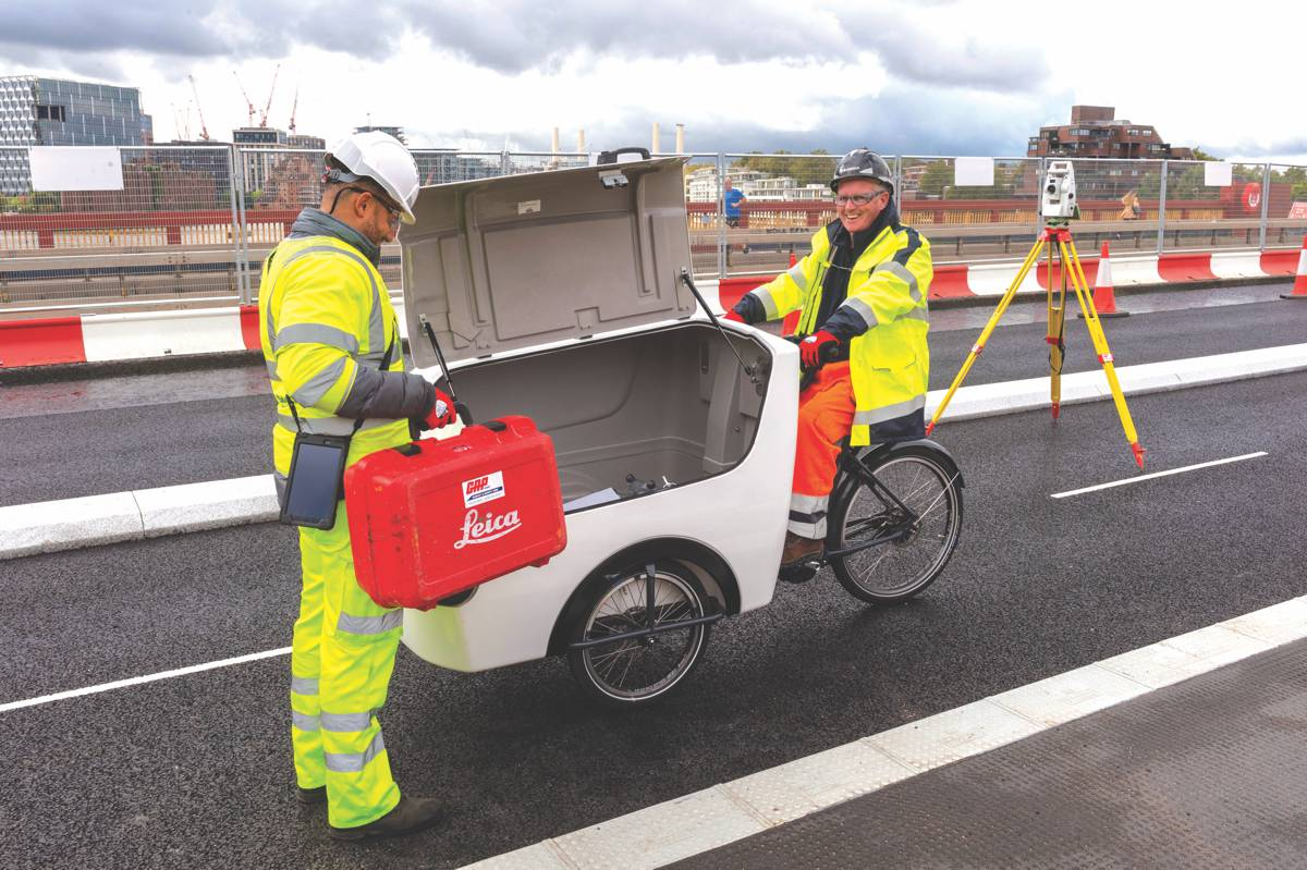Ringway invests £2.5m in green electric fleet and plant