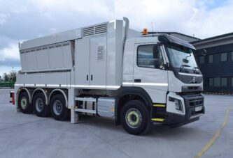 Dawsongroup Sweepers expands with RSP Suction Excavator fleet